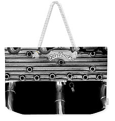 Ford Flathead-v8 Weekender Tote Bag by Steven Milner