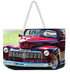 Ford Mercury Eight Weekender Tote Bag