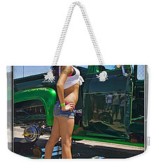 Ford Pick Up_a Weekender Tote Bag