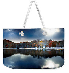 Foreboding Beauty Weekender Tote Bag by Rob Blair