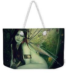 Forest Fairy Weekender Tote Bag