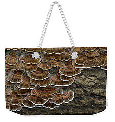 Forest Floor Number 3 Weekender Tote Bag