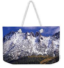 Forest Gold Weekender Tote Bag