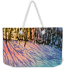 Forest Silhouettes Weekender Tote Bag by Teresa Ascone