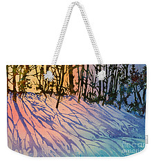 Forest Silhouettes Weekender Tote Bag
