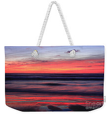 Weekender Tote Bag featuring the photograph Forever California by John F Tsumas