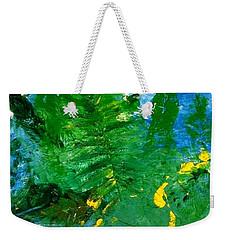 Forever Fern Weekender Tote Bag