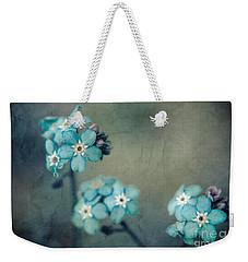 Forget Me Not 01 - S22dt06 Weekender Tote Bag
