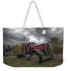 Forgotten Big Rig 2014 V2 Weekender Tote Bag