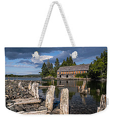 Forgotten Downeast Smokehouse Weekender Tote Bag