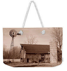 Forgotten Farm Weekender Tote Bag by Judy Whitton