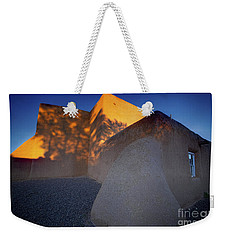 Form And Shadow--san Francisco De Asis - Color Weekender Tote Bag