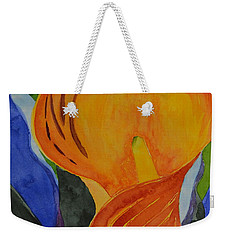 Form Weekender Tote Bag by Beverley Harper Tinsley