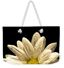 Weekender Tote Bag featuring the photograph Formal Affair by Angela Davies