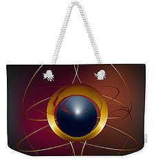 Forms Of Light Weekender Tote Bag by Leo Symon