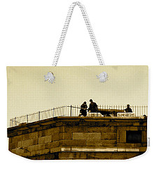Fort Delaware Cleaning Crew Weekender Tote Bag