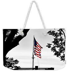 Fort Mchenry Flag Color Splash Weekender Tote Bag
