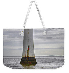 Fort Perch Lighthouse Weekender Tote Bag by Spikey Mouse Photography