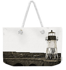 Fort Point Lighthouse Weekender Tote Bag