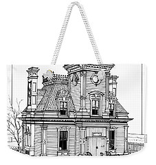 Fort Tompkins Lighthouse Weekender Tote Bag