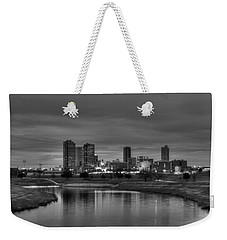 Fort Worth Weekender Tote Bag
