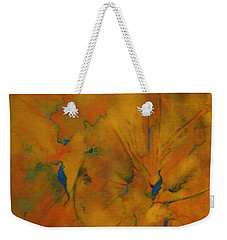 Fossils Birds And Butterflys Weekender Tote Bag
