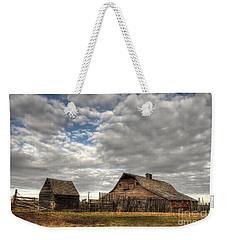 Found On The Prairies Weekender Tote Bag