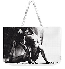 Fount Ill Weekender Tote Bag by Paul Davenport