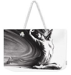 Fount Iv Weekender Tote Bag by Paul Davenport