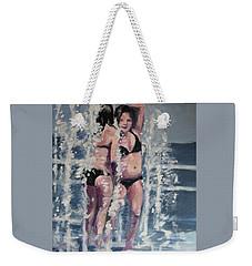 Fountain Fun Weekender Tote Bag