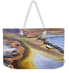 Fountain Paint Pot Weekender Tote Bag
