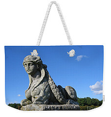 Fountainebleau Twin1 Weekender Tote Bag