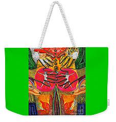 Four Hands Weekender Tote Bag