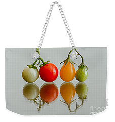 Four Of The Kinds Weekender Tote Bag by Jonathan Nguyen