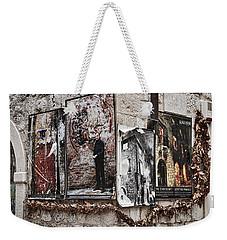Four Posters Weekender Tote Bag