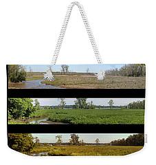 Four Seasons Along The Potomac Weekender Tote Bag