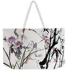 Four Seasons In Harmony Weekender Tote Bag