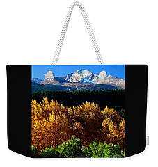 Four Seasons Weekender Tote Bag