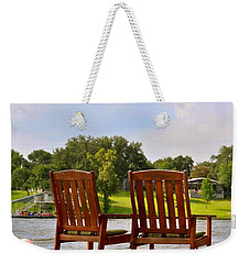 Fourth Of July Vacation Weekender Tote Bag