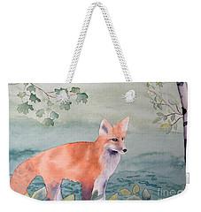 Fox And Birch Weekender Tote Bag