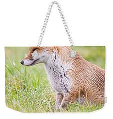 Fox Weekender Tote Bag
