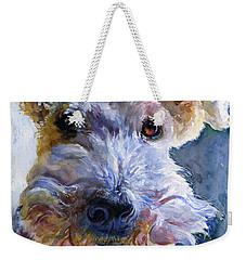 Fox Terrier Full Weekender Tote Bag