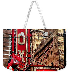 Fox Theater - Atlanta Weekender Tote Bag