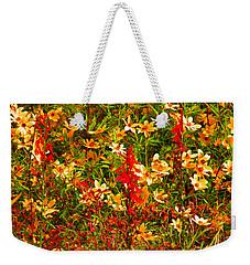 Foxfire 1 Weekender Tote Bag