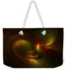 Foxhole Fysix -- Kinesia Weekender Tote Bag