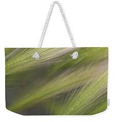 Foxtail Fans Weekender Tote Bag