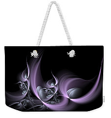 Fractal Fruits Weekender Tote Bag by Gabiw Art