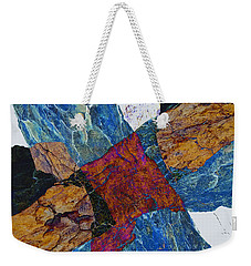 Fracture Section X Weekender Tote Bag