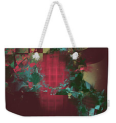 Fractured Visions Weekender Tote Bag