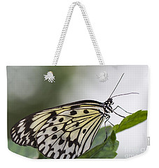 Fragile Beauty Weekender Tote Bag